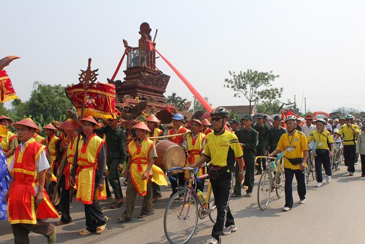 Di tích gắn với khởi nghĩa Lam Sơn