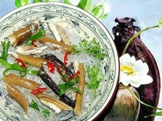 """Món lươn Nghệ an - một trong 12 món ăn Việt Nam đạt """"Giá trị ẩm thực châu Á"""""""